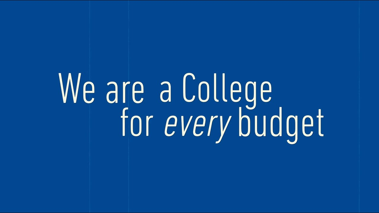 College Is Expensive